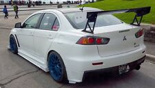 MITSUBISHI EVO X EVOLUTION 10 FRP SIDE SKIRT EXTENSIONS SPLITTERS UNDER LIPS