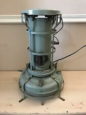 Vintage Aladdin Blue Flame Heater Kerosene NO. H.42202. Made In England