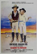 The Frisco Kid Gene Wilder vintage movie poster #3