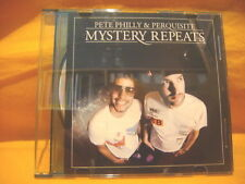 MAXI Single CD PETE PHILLY & PERQUISITE Mystery Repeats PROMO 1TR 2008 hip hop