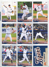 2012 Connecticut Tigers Joe Rogers Winter Haven Florida FL Baseball Card