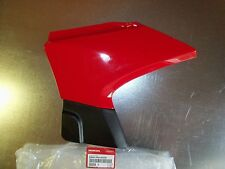 New Genuine Honda 2003-2014 Rincon 650 & 680 red side cover body snap cover