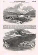 1849 Excursion To Killarney Devils Punchbowl Bishops Pulpit