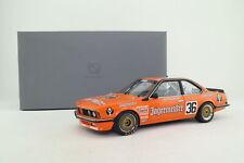Auto Art 1:18; BMW 635 Csi; 1984 500km Monza 7th; Brun & Grohs; Excellent Boxed