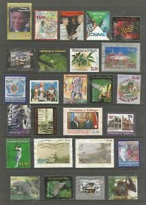 Trinidad and Tobago recent used selection, 2000s onwards.