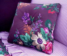 NEW Custom Ralph Lauren Brittany Floral Throw Pillow 1 Button