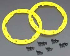 TRAXXAS PARTS 0TX5665 Sidewall protector, beadlock style (yell