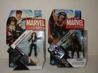 Marvel Universe Storm & Aurora Action Figure Lot