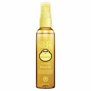 Sun Bum Shine On Hair Conditioning Treatment Spray, 3 oz Spray Bottle