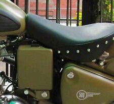 Original Royal Low Rider seat for Royal Enfield
