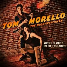 Tom Morello The Nightwatchman – World Wide Rebel Songs – New West Records 2011