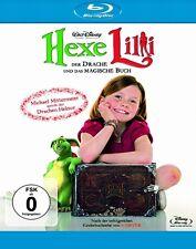 Hexe Lilli - Der Drache und das magische Buch (Walt Disney)      | Blu-ray | 065