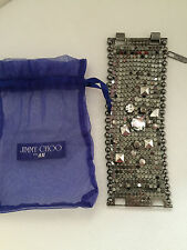 Jimmy Choo for H&M Armband mit Glitzersteinen / bracelet