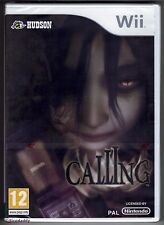 Nintendo Wii Calling (2010), UK Pal, Brand New & Nintendo Factory Sealed