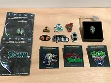 RARE LOT Pins Necklace Vintage SPAWN McFarlane - Pin