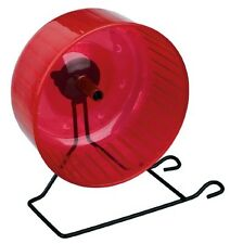Trixie Exercise Wheel, Plastic Mice, Dwarf Hamster / Mouse 16cm  60822