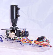 Caldaro S50JAK-ZU-23R3GP-6541B Palm Joystick 2-Axis with Toggle