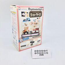 Re-Ment Miniature Supermarket Bakery Cake Shop Showcase Display  New Set