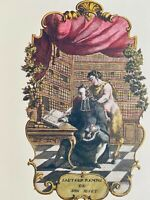 Jean Gervaise de Latouche Erotik Akt Love Art Autor Bibliothek Barock Sex Satyr