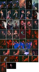 40 Kate Bush colour concert photos - Liverpool 1979