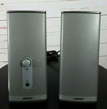 Bose Companion 2 Series II Multimedia Speaker System Computer AUX