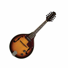 Ibanez M510E-BS A-style Electric Mandolin Brown Sunburst Finish Spruce Top New