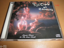 KID CREOLE and the COCONUTS cd PRIVATE WATERS in the GREAT DIVIDE