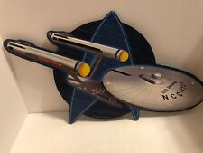 2015 Hobby Lobby Star Trek Enterprise NCC-1701 Tin Sign
