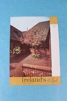 VINTAGE 1960's IRELAND'S AT LLOYD'S RESTAURANT DINNER MENU PORTLAND, OREGON