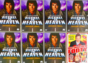 97 New sealed-Highway To Heaven Complete Third Season Rare R1 -7Dvd  Rare