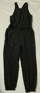 """Women's Patagonia Fleetwith Belted Jumpsuit  L=32-33.5"""" WAIST NWT"""