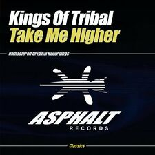 Kings of Tribal - Take Me Higher [New CD] Manufactured On Demand