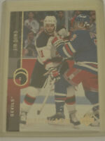 1994-95 Upper Deck UD Electric Ice #410 Jim Dowd New Jersey Devils Hockey Card