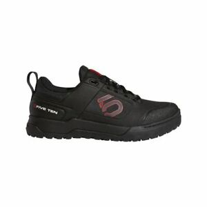 Five Ten Impact Pro Flat Pedal  MTB Shoes Core Black/Red - Size UK 7