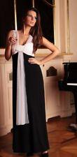 Formal Long Ladies Wedding Prom Full Length Party Evening Maxi Dress UK Size 16