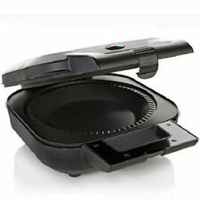 Wolfgang Puck 9-inch Electric Pie Maker with Pastry Cutter