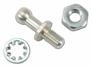 EDELBROCK Ball End Stud Kit - Ford w/Holley Carb. P/N - 8016
