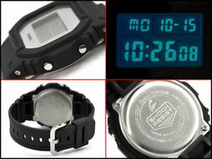 Casio G-Shock Men'S Watch DW-5600BBMA-1ER Blue Black Protection Sport Digital