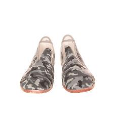 OPERASEI Gabardine Plimsoll Sneakers Size 45 UK 11 US 12 Camouflage Logo Detail