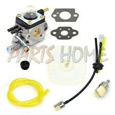 Carburetor Carb Kit For Little Wonder 2242S 2216D 2224D 2230D Gas Hedge Trimmer