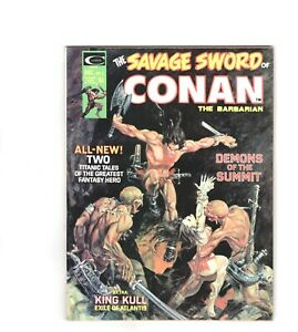 Savage Sword of Conan # 3