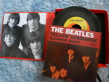 "BEATLES 45 RPM 7"" - Yellow Submarine RECORD STORE DAY 2011 RSD FREE BOX"