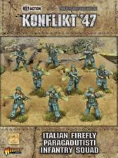 Italiano Firefly Paracadutisti - Konflikt 47 - Warlord Games - Prima Classe