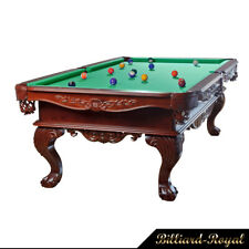 8 Ft. Pro Pool Pool Table Billiardtisch Billiards With Natural Slate 430Kg