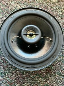 """POLK AUDIO MM6520 6.5"""" 2-WAY COAXIAL SPEAKER NOS TESTED"""