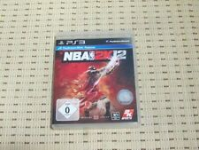 Nba 2k12 para PlayStation 3 ps3 PS 3 * embalaje original *