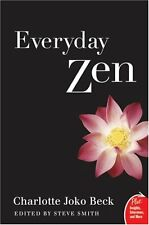 Everyday Zen: Love and Work (Plus) by Charlotte J. Beck, (Paperback), HarperOne