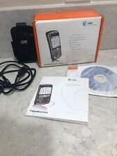 LOT of BlackBerry Curve 8310 Box, Power Cord, Phone Case, And Instruction Manual