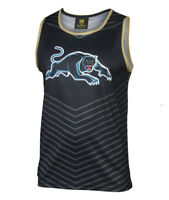 Penrith Panthers NRL Classic Sublimated Singlet Size S-5XL! S7