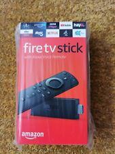Amazon Fire Stick, Alexa Voice Control, Brand New, 2nd Generation, New & Boxed